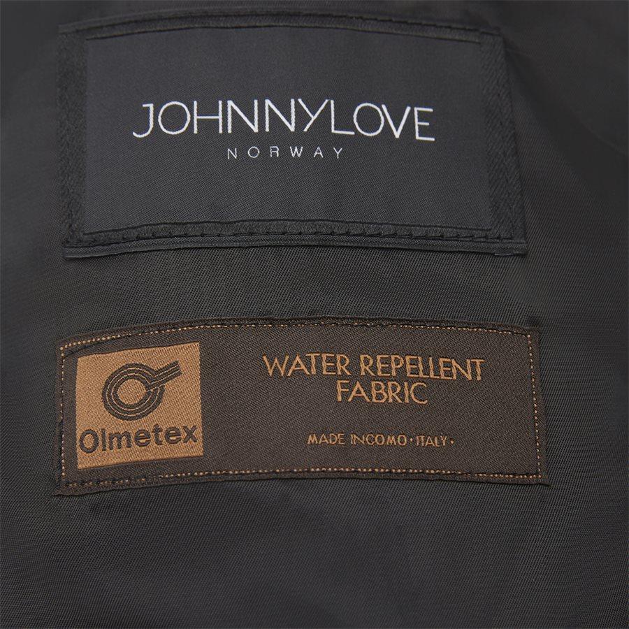 COHEN 001B - jakke - Jakker - Regular fit - DARK OLIVE - 9